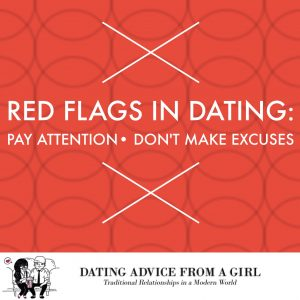 red flags in dating